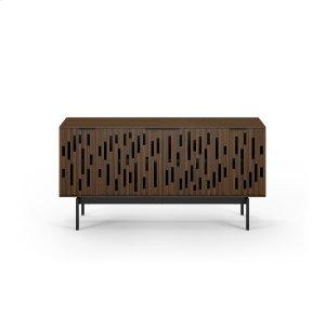 Bdi Furniture7376 Credenza Tv Console In Toasted Walnut