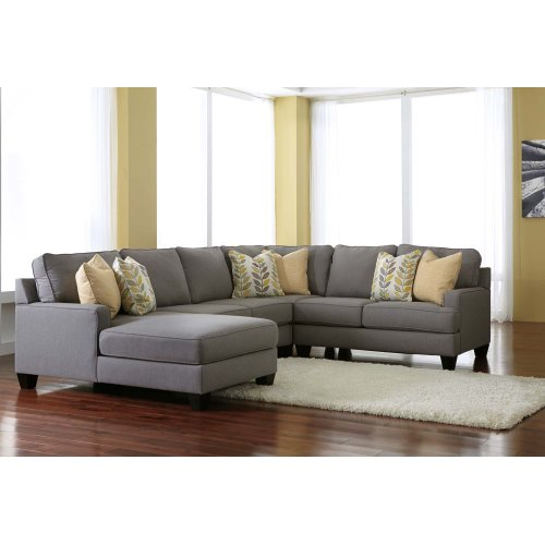 Chamberly VI Sectional Left