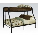 Tritan Black T/f Bunk Bed Product Image