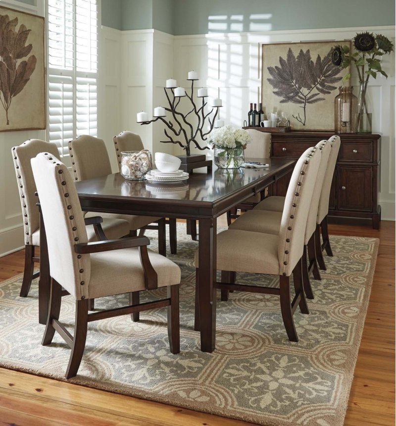 Hidden Additional RECT Dining Room EXT Table