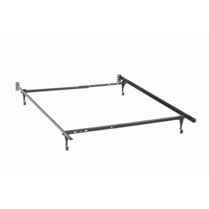 CoasterMetal Bed Frame for Queen, Eastern King and California King Headboards