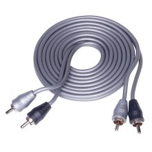 Twisted 20 foot RCA