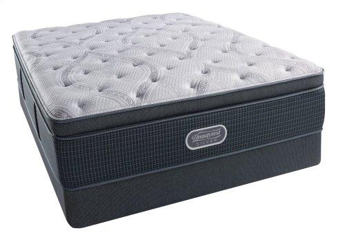 BeautyRest - Silver - Ocean Spray - Summit Pillow Top - Plush - Twin