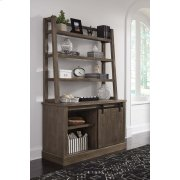 Luxenford - Grayish Brown 2 Piece Home Office Set Product Image