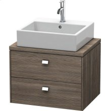Brioso Vanity Unit For Console Compact, Pine Terra (decor)