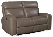 Living Room Mowry Power Recliner Loveseat w/ Power Headrest Product Image