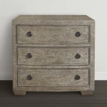 Compass Northern Grey Compass II Nightstand