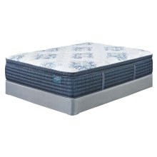 Queen Mattress Set-Mt Dana LTD Euro Top