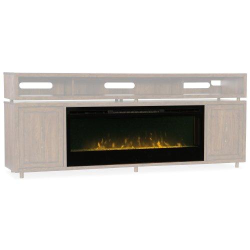 Home Entertainment Big Sur Fireplace Insert