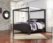 Daltori - Black 3 Piece Bed Set (King)