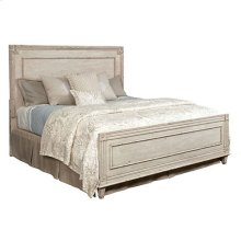 Southbury Panel Bed Footboard w/ Slat Pack 5/0