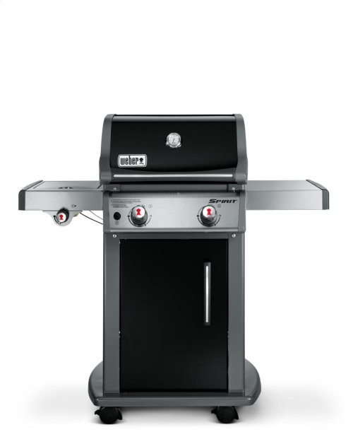 SPIRIT® E-320™ LP GAS GRILL - BLACK