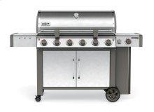 Genesis II LX S-640 Gas Grill Stainless Steel LP
