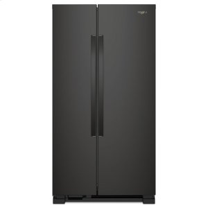 Whirlpool 36-Inch Wide Side-By-Side Refrigerator - 25 Cu. Ft.