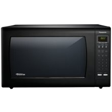 2.2 Cu. Ft. Countertop Microwave Oven with Inverter Technology - Black - NN-H965BFA