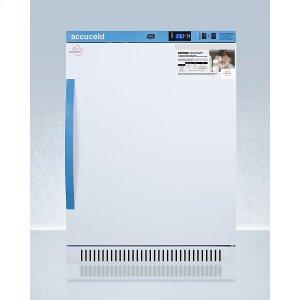 SummitPurpose-built ADA Height All-refrigerator for Breast Milk Storage With 4 Adjustable Shelves