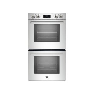 Bertazzoni30 Double Convection Oven Stainless
