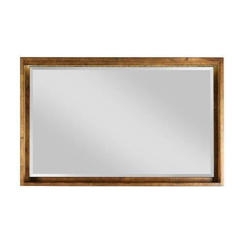 Traverse Glazier Mirror