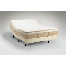 TEMPUR-Ergo Collection - Advanced Ergo Adjustable Base - Queen