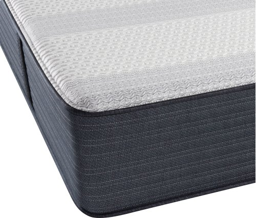 BeautyRest - Platinum - Hybrid - Crestridge - Plush - Tight Top - King
