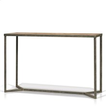 Ripley Parquet Top Console Table