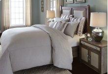7 Pc Queen Duvet Set Linen