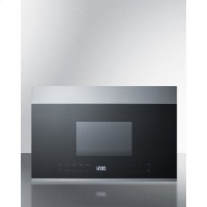 "Summit24"" Wide Over-the-range Microwave In Stainless Steel"