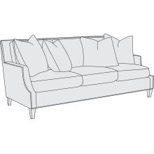 Crawford Sofa (80 in.) in Mocha (751)