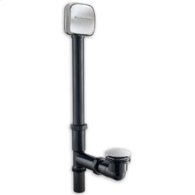 Deep Soak Tub Drain  American Standard - Polished Chrome