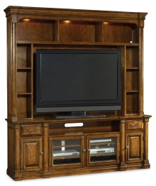 Home Entertainment Tynecastle Two Piece Entertainment Group