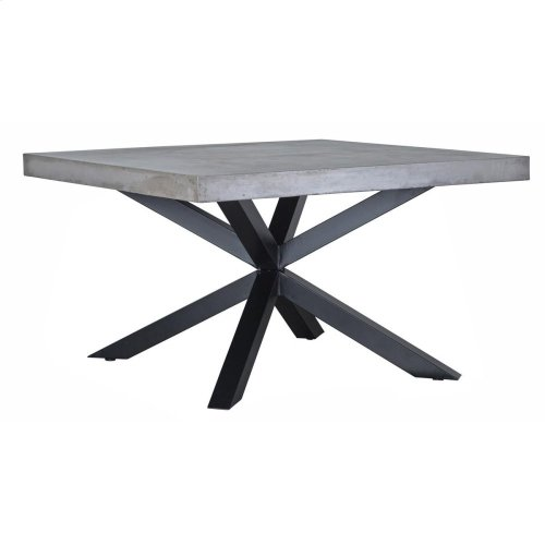 "Hunter Sq Dining Table 50"""