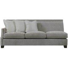 Franco Left Arm Sofa in Mocha (751)