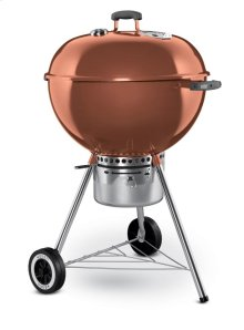 One-Touch GOLD Charcoal Grill - 22.5 inch Copper