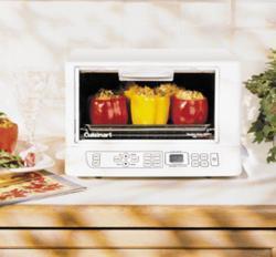Toaster Oven Broiler with Exact Heat Sensor