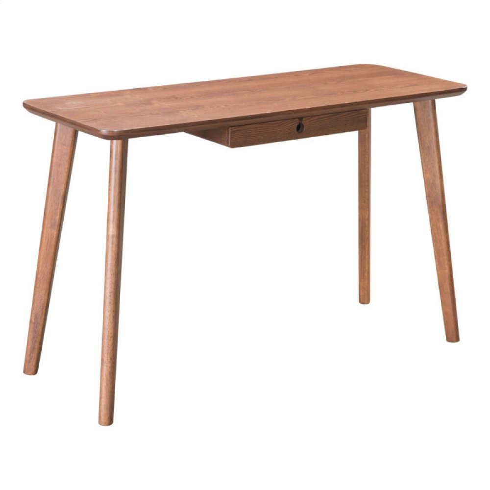 Zane Desk Walnut