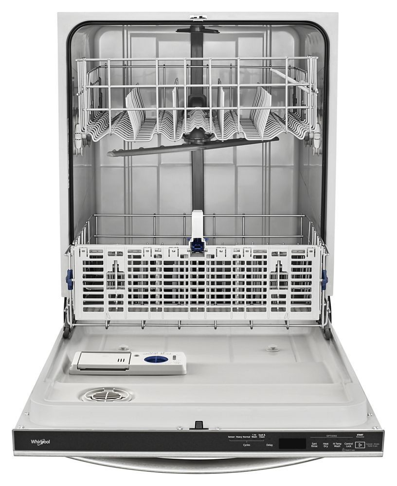 Wdt710pahz Whirlpool Dishwasher With Sensor Cycle