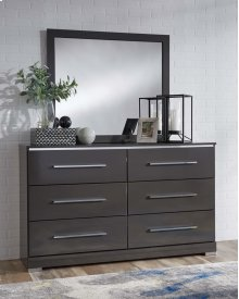 Steelson - Gray 2 Piece Bedroom Set