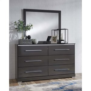 Ashley Furniture Steelson - Gray 2 Piece Bedroom Set
