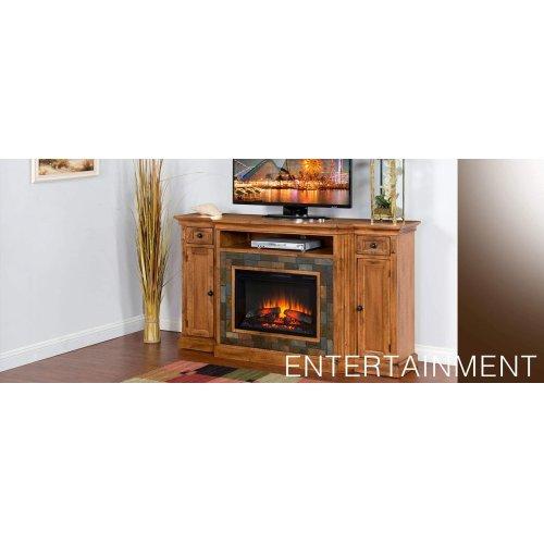 "Sedona 72"" Fireplace/ TV Console"