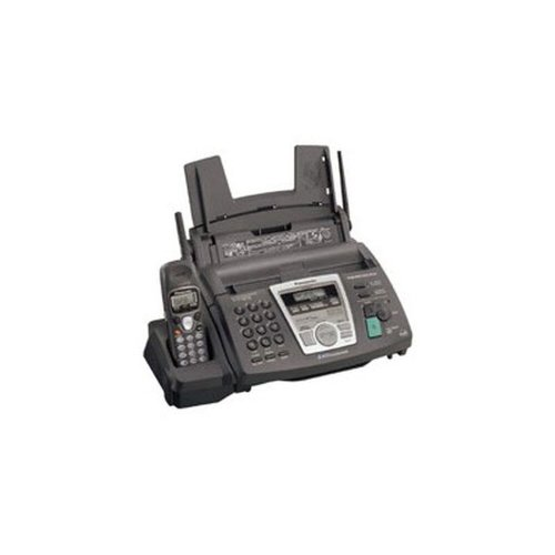 Plain Paper Fax with 2.4 GHz Cordless Phone