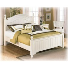 Vintage Casual Queen/Full Poster Bed