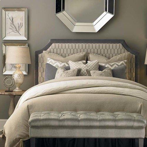 Custom Uph Beds Westbury King Rectangular Bed