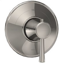 Silas Thermostatic Mixing Valve Trim - Polished Nickel