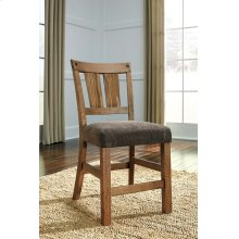 Tamilo - Gray/Brown Set Of 2 Dining Room Barstools