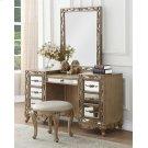 19c, kmc vanity stool Product Image