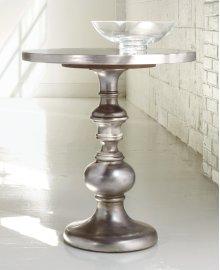 Living Room Melange Kenmar Pedestal Table