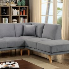 Hagen Sectional, Gray