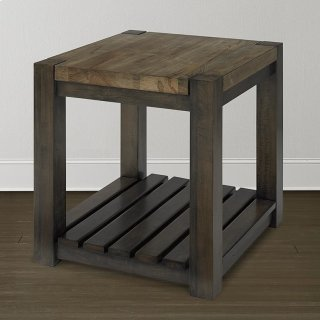 Bench*Made Maple Hampton End Table