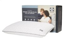 Performance - Memory Foam Bed Pillow With Gel Support - Pack of 4