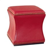 Hidden Treasures Red Storage Cube Product Image